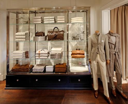 Verkaufsräume Polo Ralph Lauren München